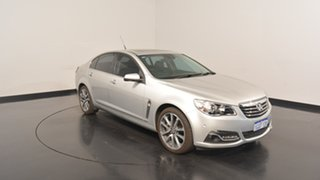 2016 Holden Calais VF II MY16 V Silver 6 Speed Sports Automatic Sedan.