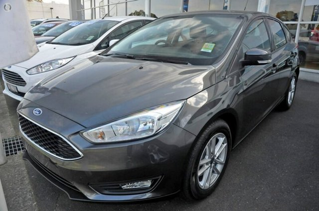 Demo Ford Focus LZ Trend, 2017 Ford Focus LZ Trend Magnetic 6 Speed Automatic Hatchback