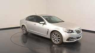 2016 Holden Calais VF II MY16 V Silver 6 Speed Sports Automatic Sedan