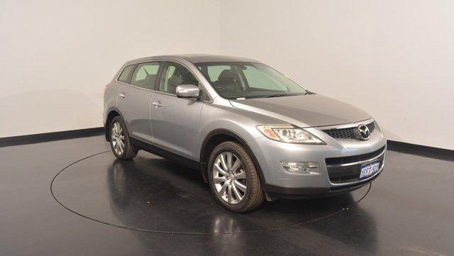 Used Mazda CX-9 TB10A1 Luxury, 2009 Mazda CX-9 TB10A1 Luxury Charcoal Grey 6 Speed Sports Automatic Wagon