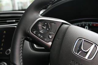 2018 Honda CR-V RW MY19 VTi-LX 4WD Modern Steel 1 Speed Constant Variable Wagon
