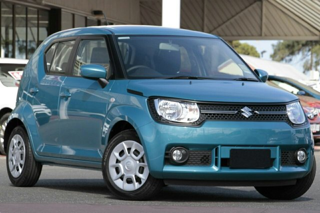 Demo Suzuki Ignis MF GL, 2018 Suzuki Ignis MF GL 1 Speed Constant Variable Hatchback