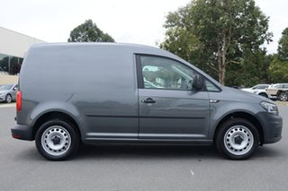 2020 Volkswagen Caddy 2KN MY20 TSI220 SWB DSG Grey 7 Speed Sports Automatic Dual Clutch Van.