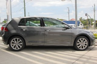 2018 Volkswagen Golf 7.5 MY18 110TDI DSG Highline Indium Grey 7 Speed Sports Automatic Dual Clutch