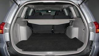 2013 Mitsubishi Challenger PB (KG) MY13 2WD Silver 5 Speed Sports Automatic Wagon