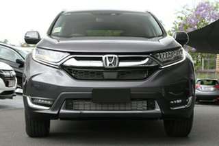 2019 Honda CR-V RW MY19 VTi-LX 4WD Modern Steel 1 Speed Constant Variable Wagon