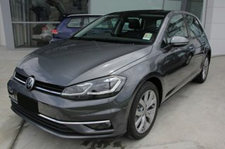 2018 Volkswagen Golf 7.5 MY18 110TDI DSG Highline Indium Grey 7 Speed Sports Automatic Dual Clutch.