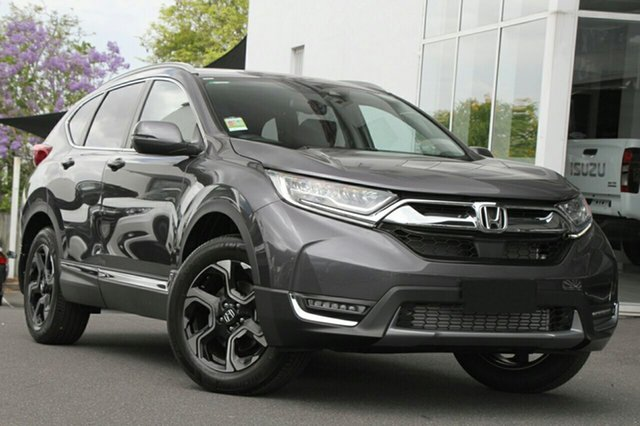 New Honda CR-V RW MY20 VTi-LX 4WD, 2019 Honda CR-V RW MY20 VTi-LX 4WD Modern Steel 1 Speed Constant Variable Wagon