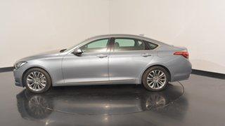 2016 Hyundai Genesis DH Polished Metal 8 Speed Sports Automatic Sedan.