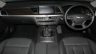 2016 Hyundai Genesis DH Polished Metal 8 Speed Sports Automatic Sedan