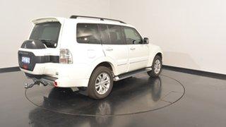 2017 Mitsubishi Pajero NX MY17 Exceed White 5 Speed Sports Automatic Wagon