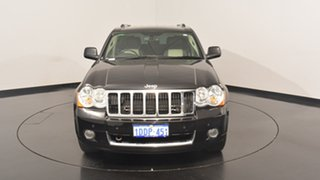 2009 Jeep Grand Cherokee WH MY2009 Limited Black 5 Speed Automatic Wagon