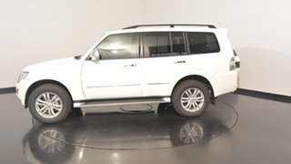 2017 Mitsubishi Pajero NX MY17 Exceed White 5 Speed Sports Automatic Wagon.