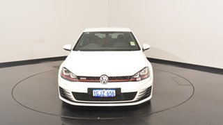 2017 Volkswagen Golf VII MY17 GTi Pure White 6 Speed Manual Hatchback