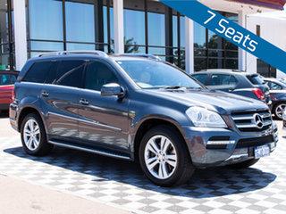 2010 Mercedes-Benz GL350 CDI X164 MY10 Luxury Grey 7 Speed Sports Automatic Wagon.