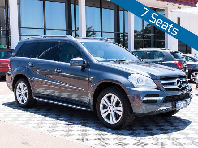 Used Mercedes-Benz GL350 CDI X164 MY10 Luxury, 2010 Mercedes-Benz GL350 CDI X164 MY10 Luxury Grey 7 Speed Sports Automatic Wagon