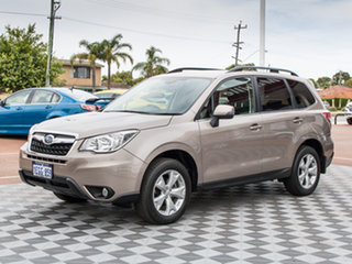 2013 Subaru Forester S4 MY13 2.5i-L Lineartronic AWD Bronze 6 Speed Constant Variable Wagon.