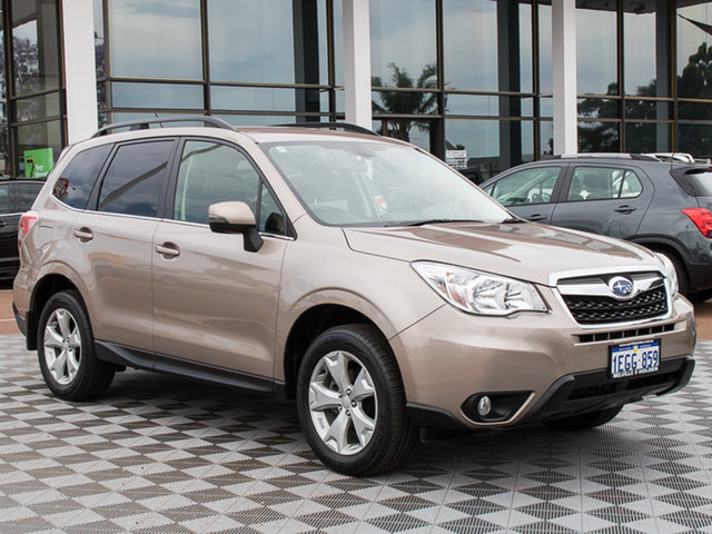 Used Subaru Forester S4 MY13 2.5i-L Lineartronic AWD, 2013 Subaru Forester S4 MY13 2.5i-L Lineartronic AWD Bronze 6 Speed Constant Variable Wagon