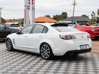 2015 Holden Calais VF II MY16 V White 6 Speed Sports Automatic Sedan