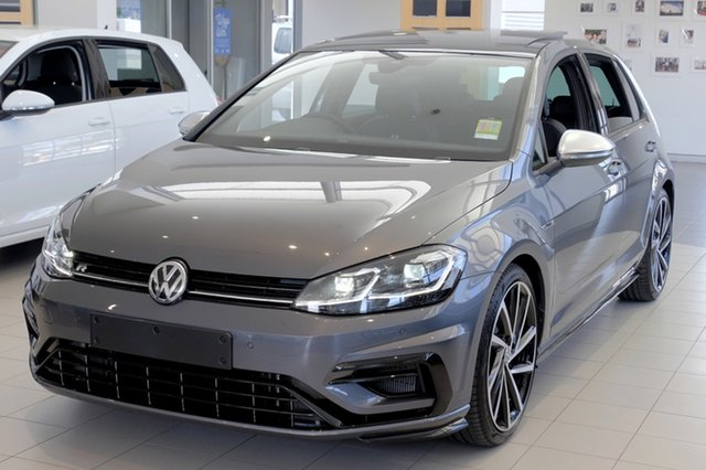 New Volkswagen Golf 7.5 MY20 R DSG 4MOTION, 2020 Volkswagen Golf 7.5 MY20 R DSG 4MOTION Grey 7 Speed Sports Automatic Dual Clutch Hatchback