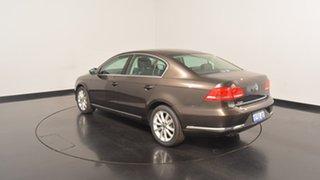 2015 Volkswagen Passat Type 3C MY15 130TDI DSG Highline Black 6 Speed Sports Automatic Dual Clutch.