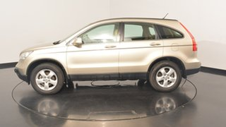 2007 Honda CR-V RE MY2007 Sport 4WD Gold 6 Speed Manual Wagon.