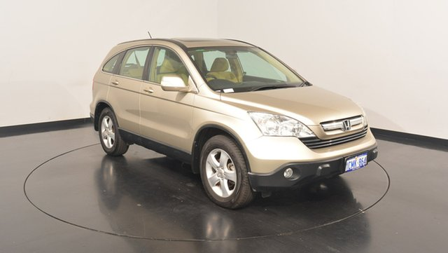 Used Honda CR-V RE MY2007 Sport 4WD, 2007 Honda CR-V RE MY2007 Sport 4WD Gold 6 Speed Manual Wagon
