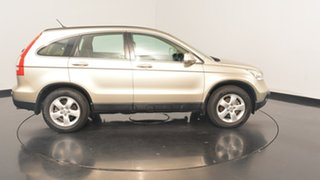 2007 Honda CR-V RE MY2007 Sport 4WD Gold 6 Speed Manual Wagon
