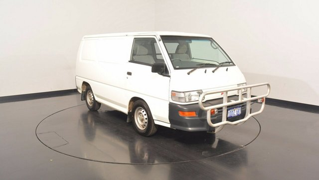Used Mitsubishi Express SJ MY09 SWB, 2009 Mitsubishi Express SJ MY09 SWB White 5 Speed Manual Van