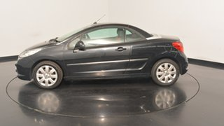 2007 Peugeot 207 A7 CC Black 5 Speed Manual Cabriolet.