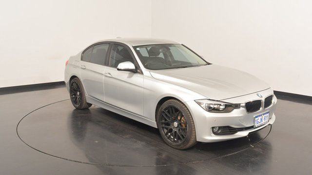 Used BMW 320i F30 , 2012 BMW 320i F30 Silver 8 Speed Sports Automatic Sedan