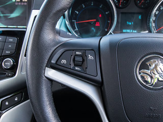 2012 Holden Cruze JH Series II MY12 SRi-V Alto Grey 6 Speed Sports Automatic Sedan