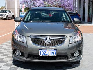 2012 Holden Cruze JH Series II MY12 SRi-V Alto Grey 6 Speed Sports Automatic Sedan.