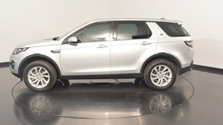 2015 Land Rover Discovery Sport L550 15MY Td4 SE Silver 9 Speed Sports Automatic Wagon.