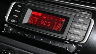 2016 Kia Rio UB MY16 S Bright Silver 6 Speed Manual Hatchback