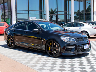2014 Holden Special Vehicles GTS GEN-F MY14 Black 6 Speed Sports Automatic Sedan.