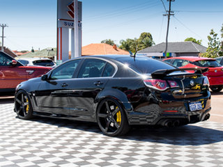 2014 Holden Special Vehicles GTS GEN-F MY14 Black 6 Speed Sports Automatic Sedan