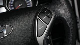 2016 Hyundai i30 GD4 Series II MY17 Active Polar White 6 Speed Sports Automatic Hatchback