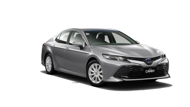 New Toyota Camry AXVH71R Ascent, 2019 Toyota Camry AXVH71R Ascent Steel Blonde 6 Speed Constant Variable Sedan Hybrid