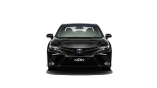 2019 Toyota Camry AXVH71R Ascent Sport Eclipse Black 6 Speed Constant Variable Sedan Hybrid