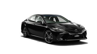2019 Toyota Camry ASV70R SX Eclipse Black 6 Speed Sports Automatic Sedan.