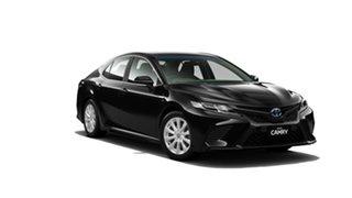 2019 Toyota Camry AXVH71R Ascent Sport Eclipse Black 6 Speed Constant Variable Sedan Hybrid.