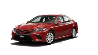 2020 Toyota Camry AXVH71R Ascent Sport Feverish Red 6 Speed Constant Variable Sedan Hybrid