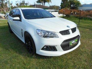 2014 Holden Special Vehicles ClubSport Gen F R8 Tourer 6 Speed Auto Active Sequential Wagon.