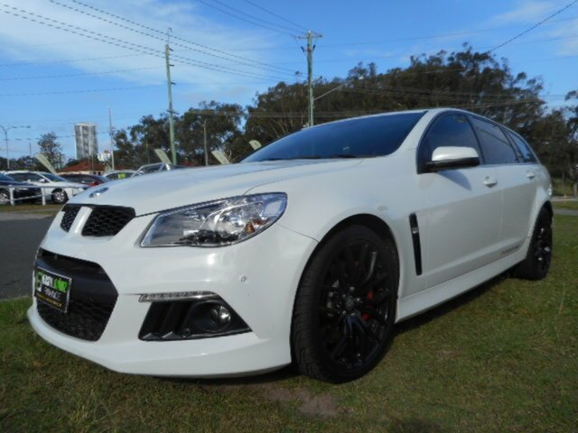 Used Holden Special Vehicles ClubSport Gen F R8 Tourer Southport, 2014 Holden Special Vehicles ClubSport Gen F R8 Tourer 6 Speed Auto Active Sequential Wagon