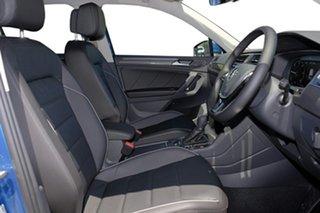 2018 Volkswagen Tiguan 5N MY18 140TDI DSG 4MOTION Highline Caribbean Blue 7 Speed