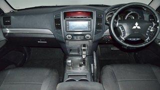 2009 Mitsubishi Pajero NT MY10 RX A72 5 Speed Sports Automatic Wagon