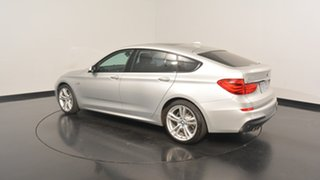 2013 BMW 520D F07 LCI M Sport Gran Turismo Steptronic Silver 8 Speed Sports Automatic Hatchback.