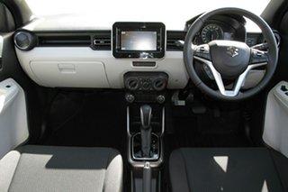 2017 Suzuki Ignis MF GL Neon Blue 1 Speed Constant Variable Hatchback