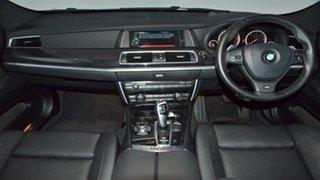 2013 BMW 520D F07 LCI M Sport Gran Turismo Steptronic Silver 8 Speed Sports Automatic Hatchback